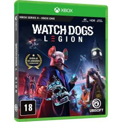 XBOX ONE. WATCH DOGS LEGION. DUBLADO EM PORTUGUÊS. NOVO.