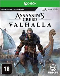 XBOX ONE. ASSASSINS CREED VALHALLA. DUBLADO EM PORTUGUÊS.  NOVO.