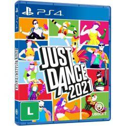 PS4. JUST DANCE 2021. LEGENDADO EM PORTUGUÊS. NOVO.