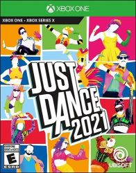 XBOX ONE. JUST DANCE 2021. LEGENDADO EM PORTUGUÊS. NOVO.