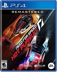 PS4. NEED FOR SPEED HOT PURSUIT REMASTERED. NOVO.