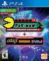 PS4. PAC MAN CHAMPIONSHIP EDITION 2. NOVO.