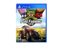 PS4. PURE FARMING 2018. NOVO.