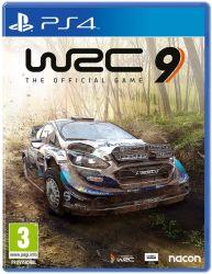 PS4. WRC 9. FIA WORLD RALLY  CHAMPIONSHIP. LEGENDADO EM PORTUGUÊS.  NOVO.