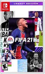 SWITCH. FIFA 21. DUBLADO EM PORTUGUÊS. NOVO.