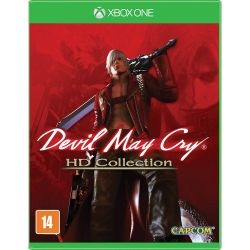 XBOX ONE. DEVIL MAY CRY.  HD COLLECTION. NOVO.
