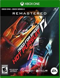 XBOX ONE. NEED FOR SPEED HOT PURSUIT. REMASTERED. NOVO.