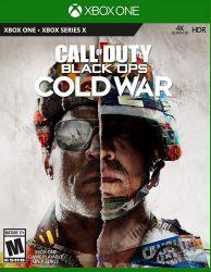 XBOX ONE. CALL OF DUTY: BLACK OPS COLD WAR. 100 % EM PORTUGUÊS. NOVO.