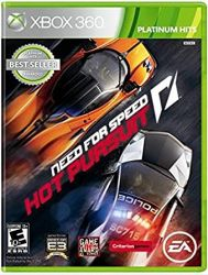 XBOX 360. NEED FOR SPEED HOT PURSUIT. NOVO.