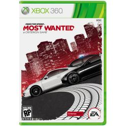 XBOX 360. NEED FOR SPEED MOST WANTED. NOVO.