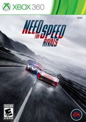 XBOX 360. NEED FOR SPEED RIVALS. NOVO.