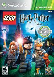 XBOX 360. LEGO HARRY POTTER.  YEARS  1-4. NOVO.