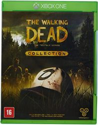 XBOX ONE. THE WALKING DEAD COLLECTION.  NOVO.