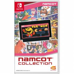 SWITCH. NAMCOT COLLECTION. NOVO.