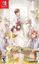 SWITCH. CODE: REALIZE FUTURE BLESSINGS . NOVO.
