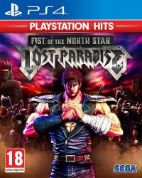PS4. FIST OF THE NORTH STAR: LOST PARADISE. NOVO.