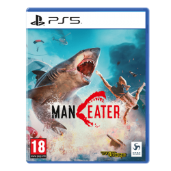 PS5. MAN EATER.  MANEATER. NOVO.