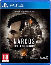 PS4. NARCOS. RISE OF THE CARTELS. NOVO.