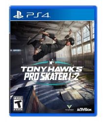 PS4. TONY HAWK