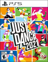 PS5. JUST DANCE 2021. LEGENDADO EM PORTUGUÊS. NOVO.