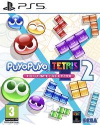 PS5. TETRIS 2 PUYO PUYO: LAUNCH EDITION. NOVO.