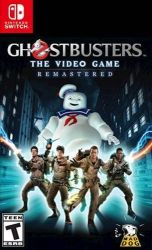SWITCH. THE GHOSTBUSTERS THE VIDEOGAME. NOVO.