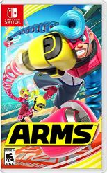 SWITCH. ARMS. NOVO.