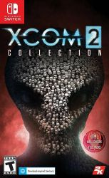 SWITCH. XCOM 2  COLLECTION. NOVO.