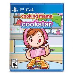 PS4. COOKING MAMA. COOKSTAR. NOVO.