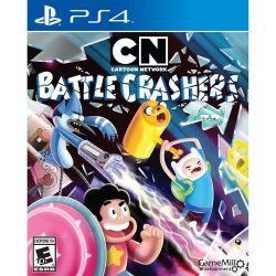 PS4. CARTOON NETWORK BATTLE CRASHERS. NOVO.