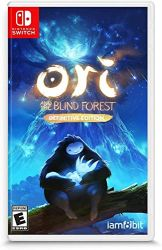 SWITCH. ORI AND THE BLIND FOREST DEFINITIVE EDITION. NOVO.