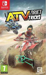 SWITCH. ATV DRIFT & TRICKS. NOVO.