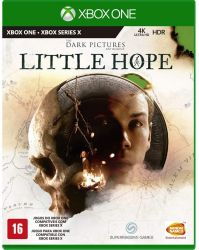 XBOX ONE. THE DARK PICTURES ANTOLOGY: LITTLE HOPE. LEGENDADO EM PORTUGUÊS. NOVO.