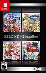SWITCH. KEMCO RPG OMNIBUS 4 IN 1. NOVO.