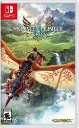 SWITCH. MONSTER HUNTER STORIES 2. WINGS OF RUIN. NOVO.