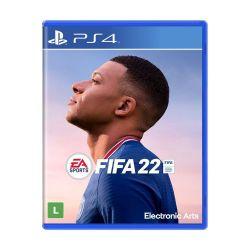 PS4. FIFA 22. 2022. DUBLADO EM PORTUGUÊS. NOVO.