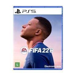 PS5. FIFA 22. DUBLADO EM PORTUGUÊS. NOVO.