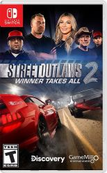 SWITCH. STREET OUTLAWS 2 WINNER TAKES ALL. NOVO.