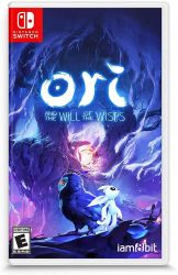 SWITCH. ORI AND THE WILL OF THE WISPS. NOVO.