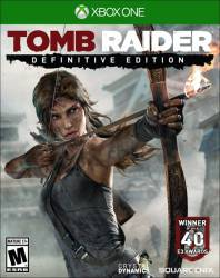 XBOX ONE. TOMB RAIDER DEFINITIVE EDITION. EM PORTUGUÊS. NOVO.
