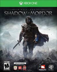 XBOX ONE. SHADOW OF MORDOR. EM PORTUGUÊS. SOMBRAS. MIDDLE EARTH. LORD RINGS. NOVO.