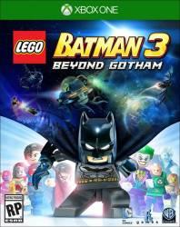 XBOX ONE. LEGO BATMAN 3. BEYOND GOTHAM. EM PORTUGUÊS. NOVO.