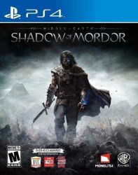 PS4. SHADOW OF MORDOR. 100% EM PORTUGUÊS. SOMBRAS. MIDDLE EARTH. LORD RINGS. NOVO.